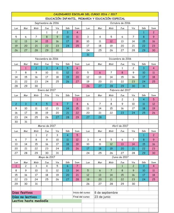 calendario2016-17