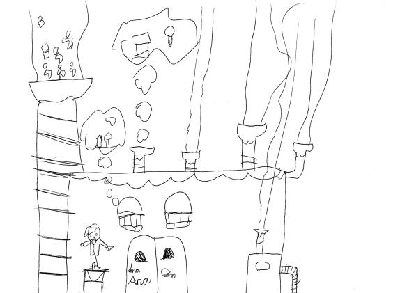 Ana y su fábrica de ideas