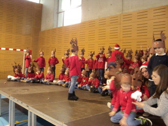 Los renos de 5 años